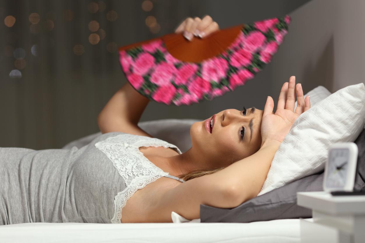 """Por lo regular, este tipo de """"calor intenso"""" es el que nos hace más difícil conciliar el sueño"""