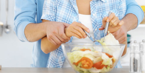 Cuida tu dieta y tu vida sexual