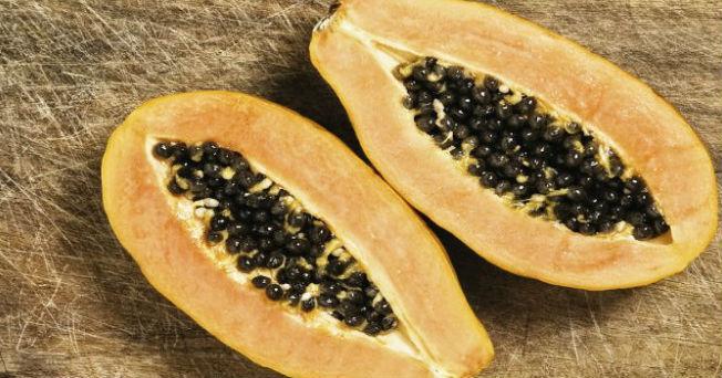 Como comer semillas de papaya para bajar de peso
