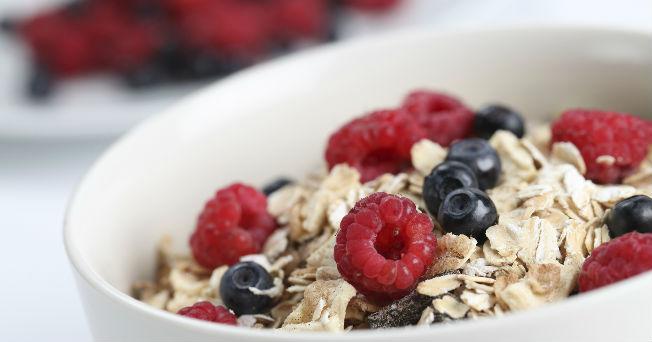 Desayuno balanceado para adultos mayores