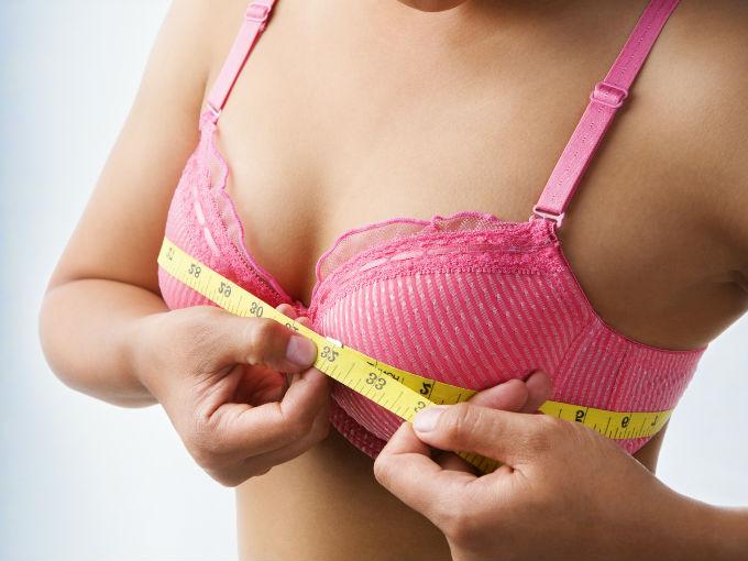 recetas caseras para crecer los senos rapido