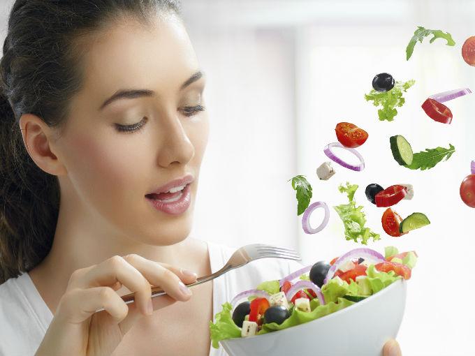 Dieta 50 anos mujer