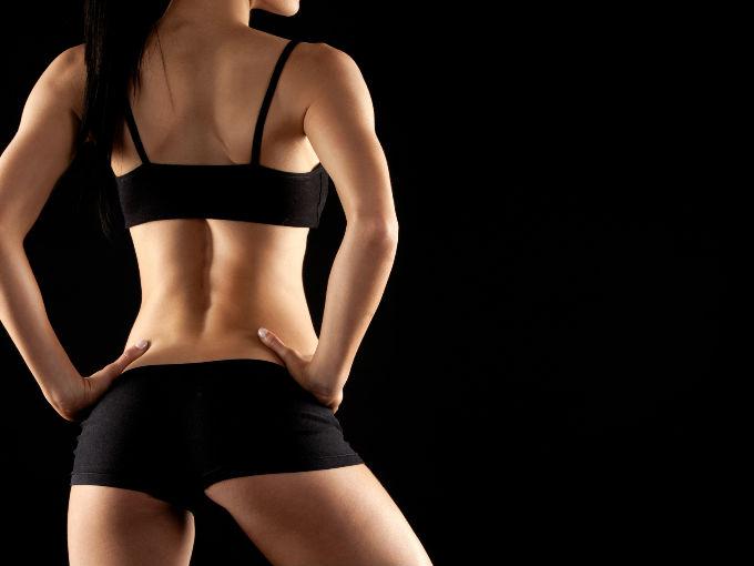 Como bajar de peso la espalda en una semana