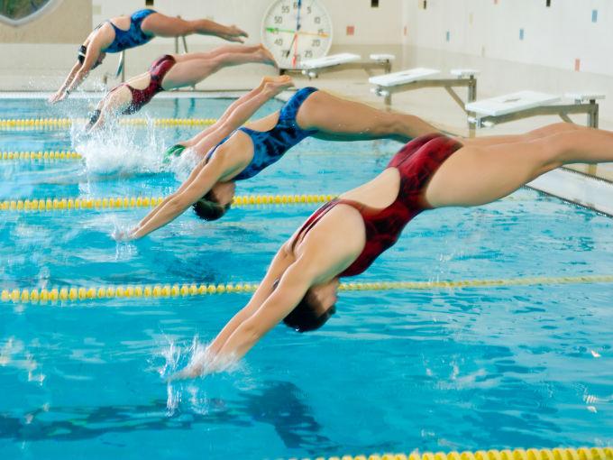 4 rutinas para nadar y bajar de peso salud180 - Cantidad de salfuman para bajar ph piscina ...