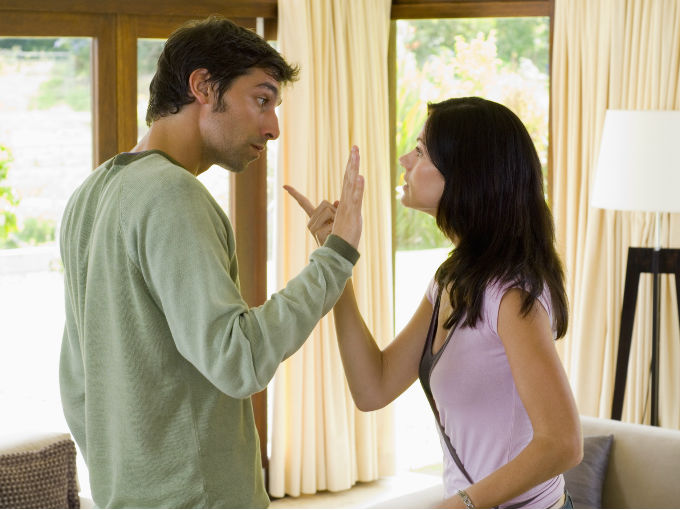 Resultado de imagen para conflictos de pareja