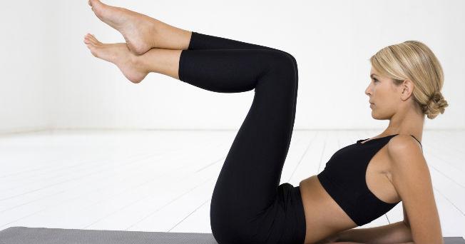 La yoga te hace adelgazar barriga