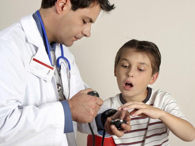 Riesgos de hipertensión arterial en niños - Salud180