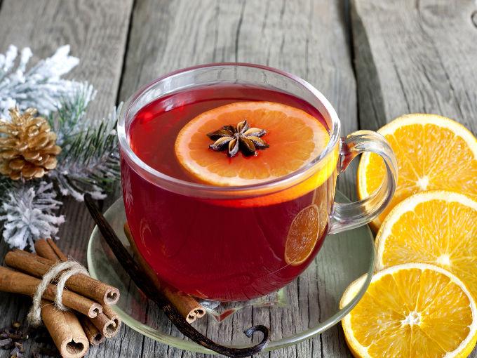 Ponche navideño para cuidar tu salud