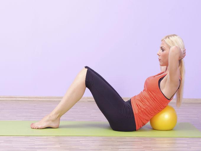 4 Ejercicios De Pilates Para Reducir Tu Cintura