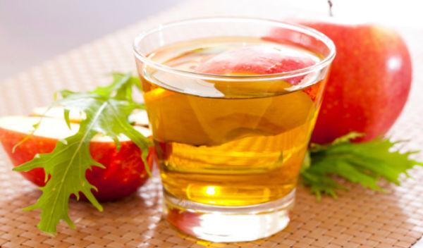 Bajar de peso con vinagre de manzana y bicarbonato