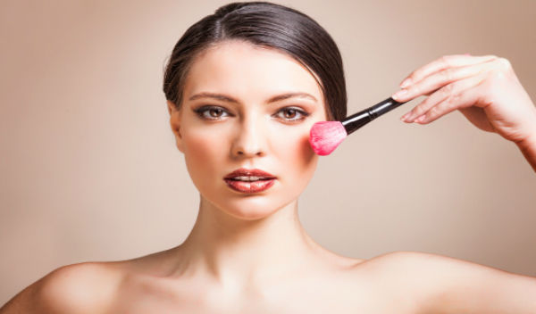 Como adelgazar los cachetes de la cara con maquillaje