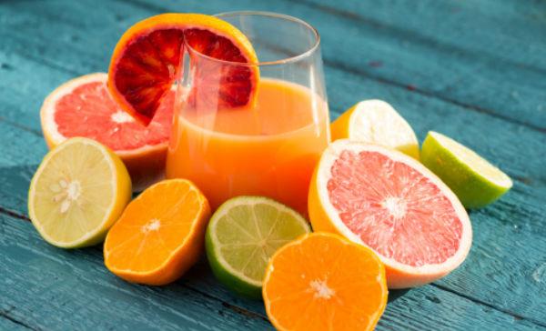 que frutas son consideradas citricos