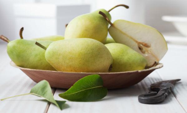 propiedades de la pera dieta