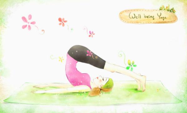 6 posturas de yoga que mejoran tu digestión