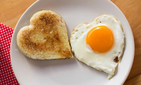 Desayuno sin azucar un