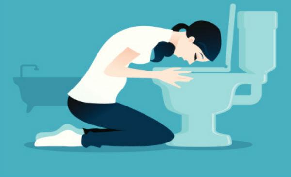 Como vomitar para adelgazar