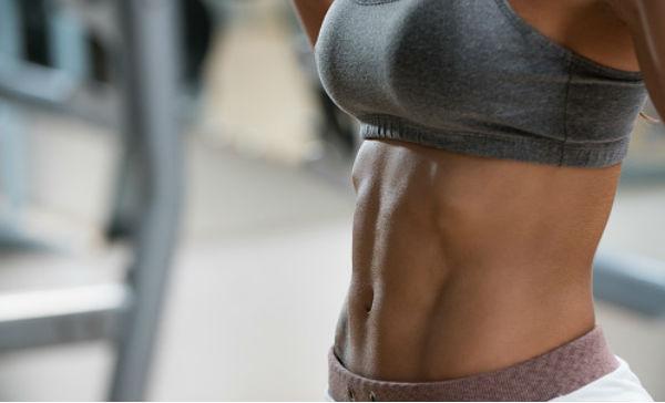 Reduce gradualmente tu cintura en 3 movimientos de torsión