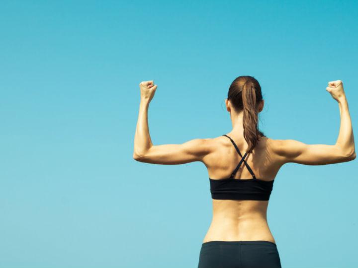 Dieta para marcar los musculos mujer