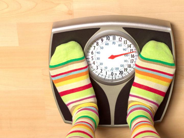 bajar de peso en noche