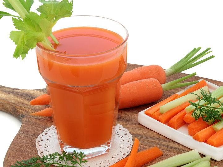licuado de pepino y zanahoria para adelgazar