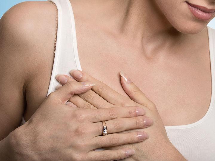 dolor de mamas ovulacion