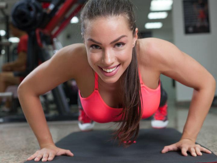 Como aumentar los senos ejercicios