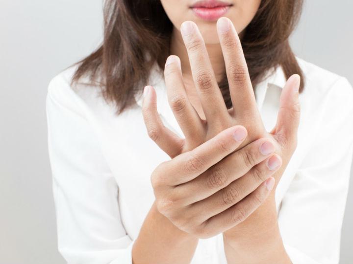 Mano hormigueo derecha dedos