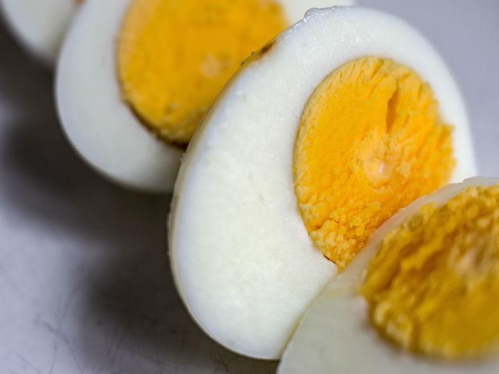 La dieta del huevo hervido