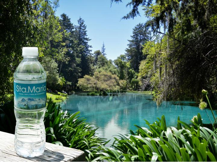 Un agua de manantial, tan pura como su origen   Salud180