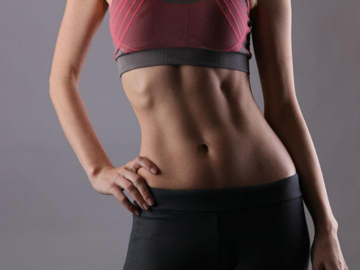 como marcar el abdomen mas rapido mujeres