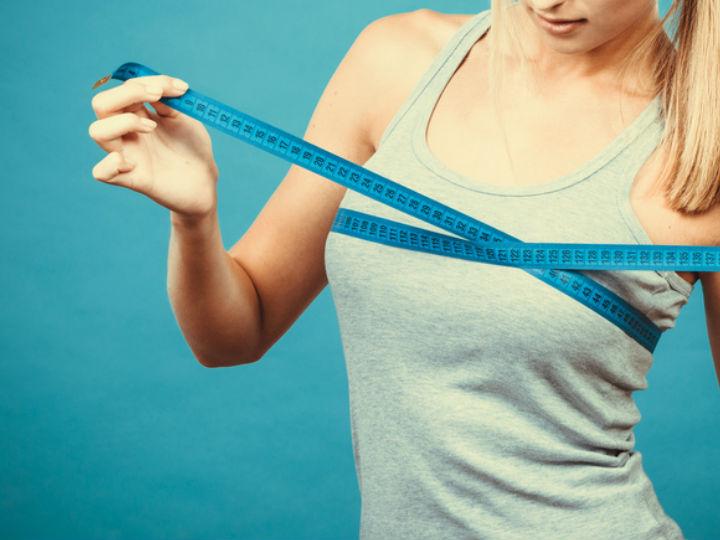 Como bajar de peso del busto