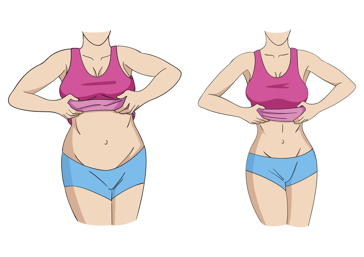 Remedios caseros para quemar grasa del estomago