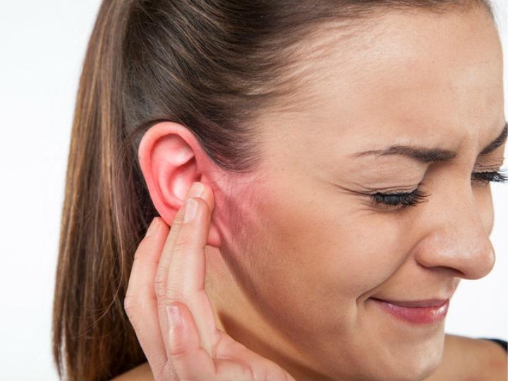 Dolor de oido derecho como punzadas