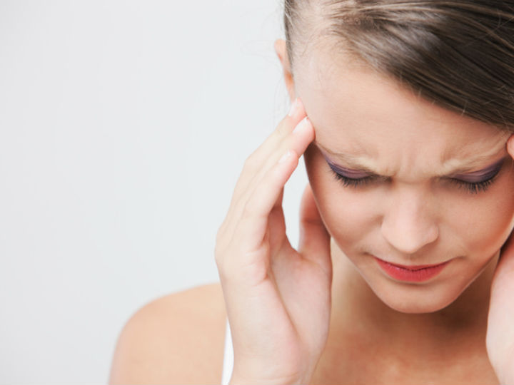 dolor de cabeza persistente
