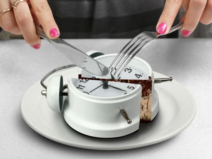Trucos para comer más lento
