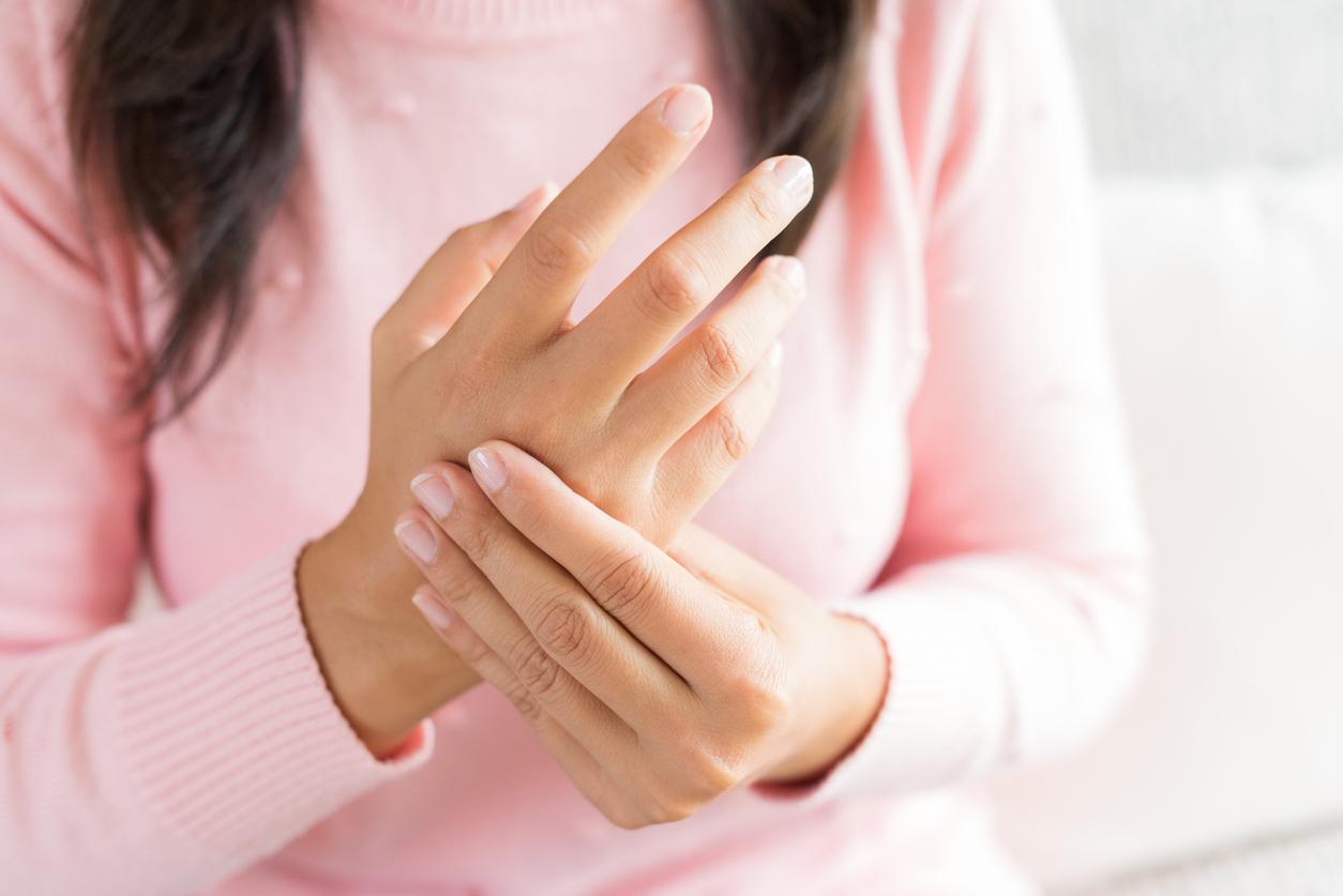 ¿Por qué se entumen las manos?