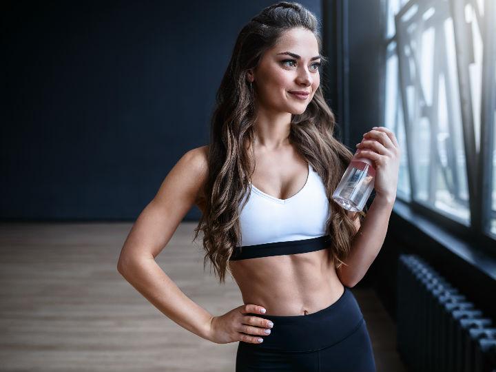 dieta para marcar abdomen de mujer