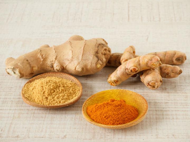 Diferencia entre curry y curcuma