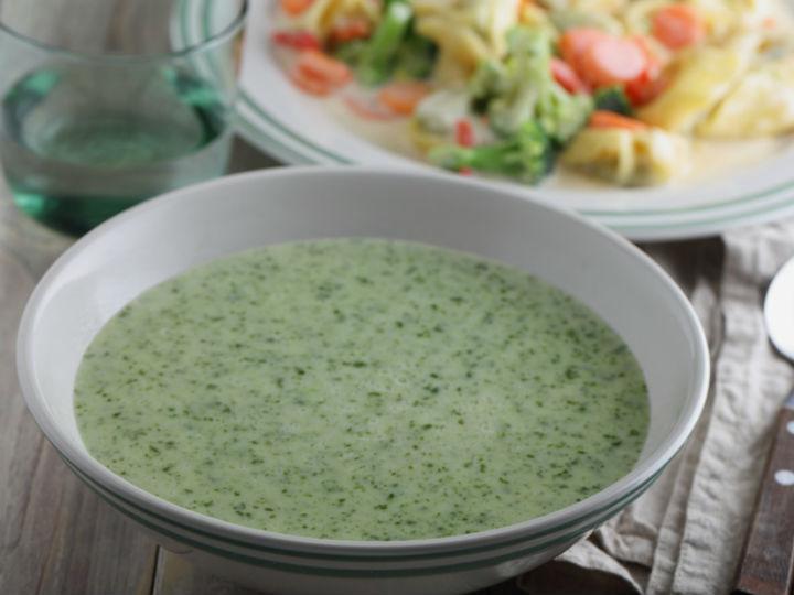 Dieta de sopas de verduras para bajar de peso