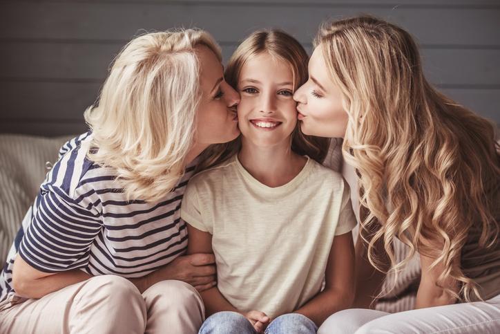 Hijas_heredan_la genetica_de_la abuela_materna