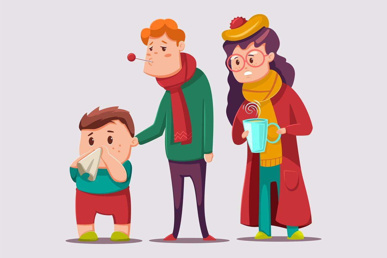 qué efectos tiene la vacuna de la influenza