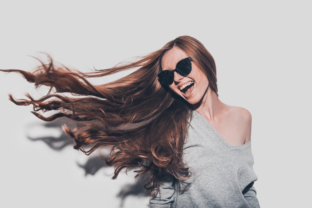 usos del jengibre en el cabello