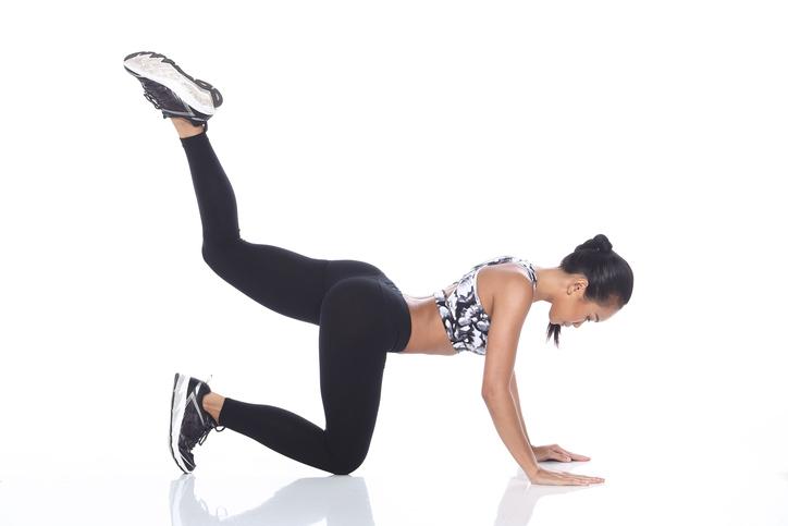 ejercicios efectivos para aumentar gluteos en una semana