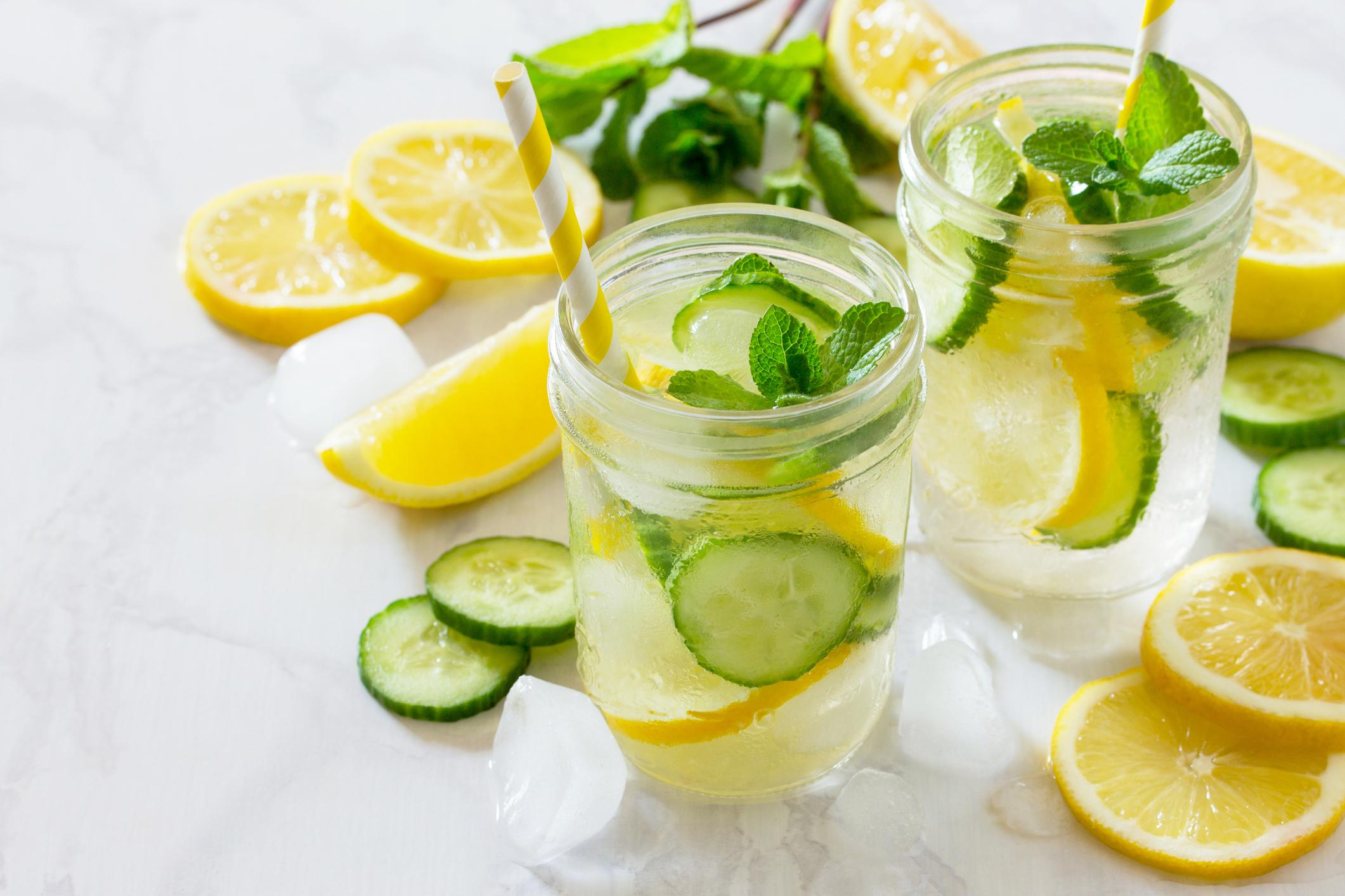 Que bebidas tomar para bajar de peso rapido