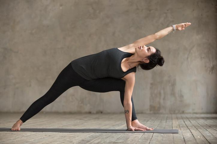 que es hot yoga