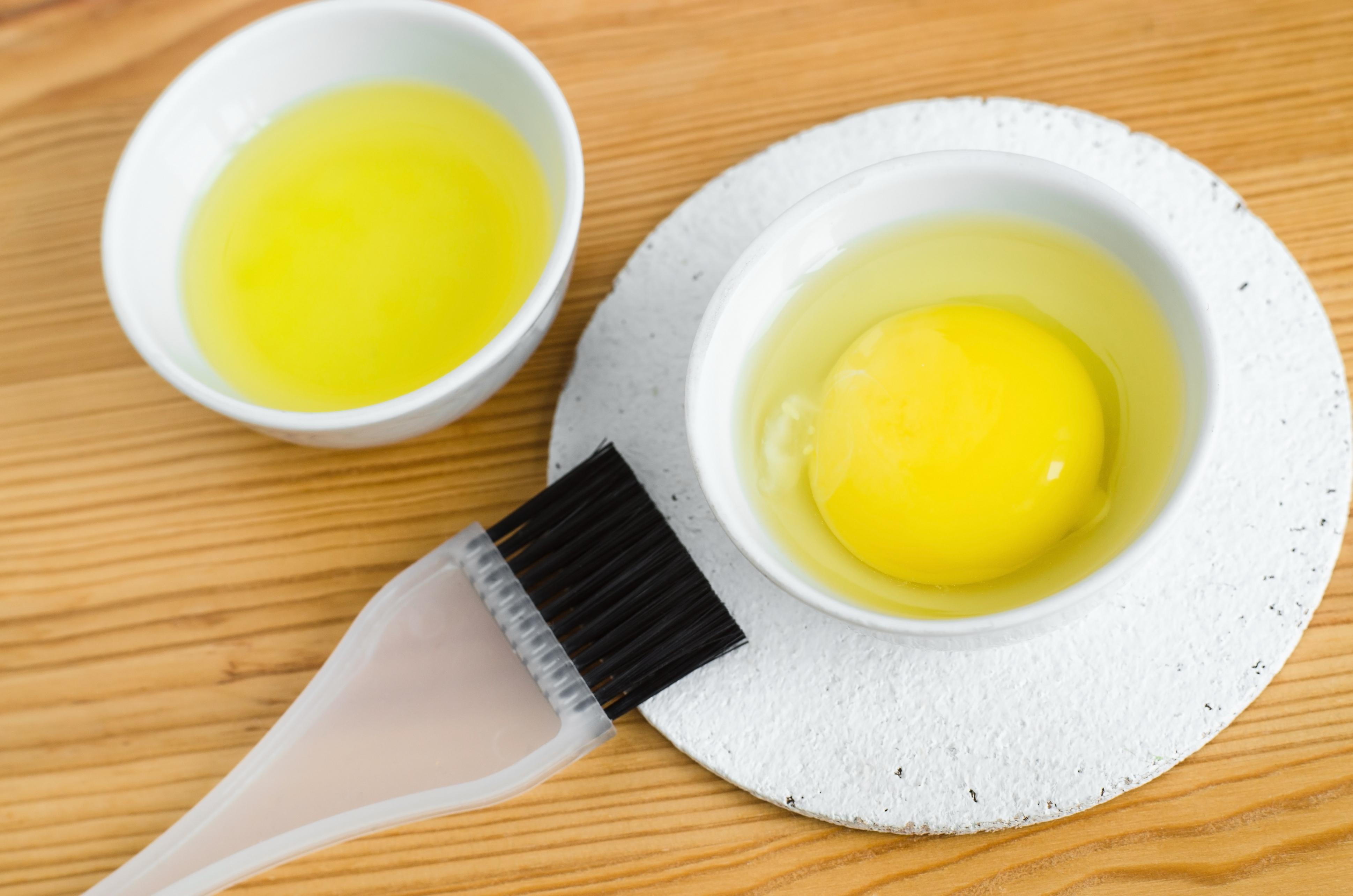 Mascarilla de melón y huevo