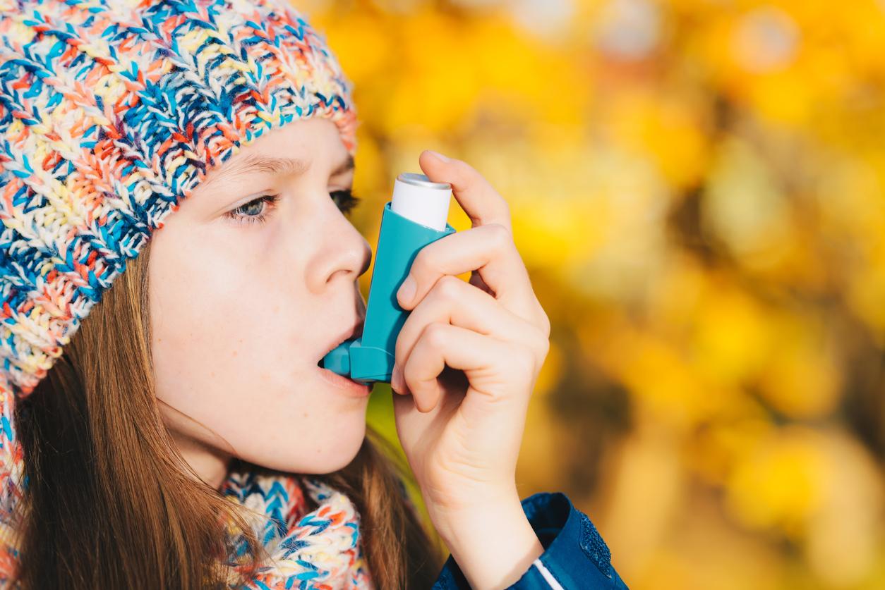 Omega 3 clave para asma en niños