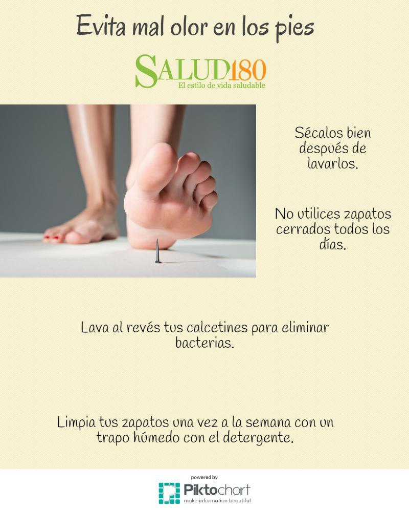 Trucos para eliminar el mal olor de tus zapatos | Salud180