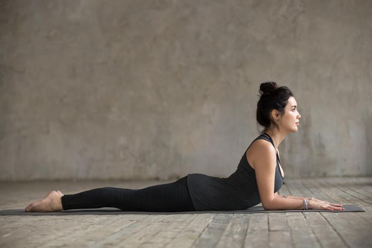 Rutina de una semana para eliminar grasa en la espalda baja