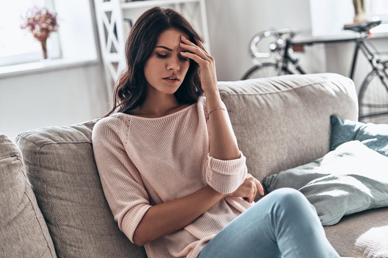 si no es tratada a tiempo puede provocar anemia, ya que el cansancio, la debilidad y el dolor constante de cabeza